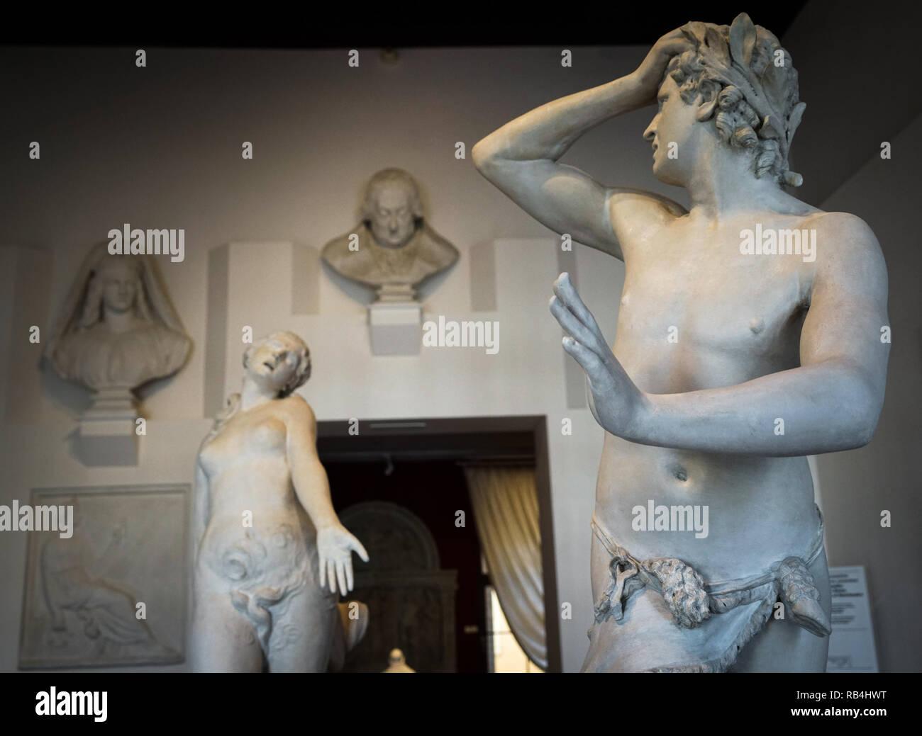 Venedig Museo Correr Stockbild