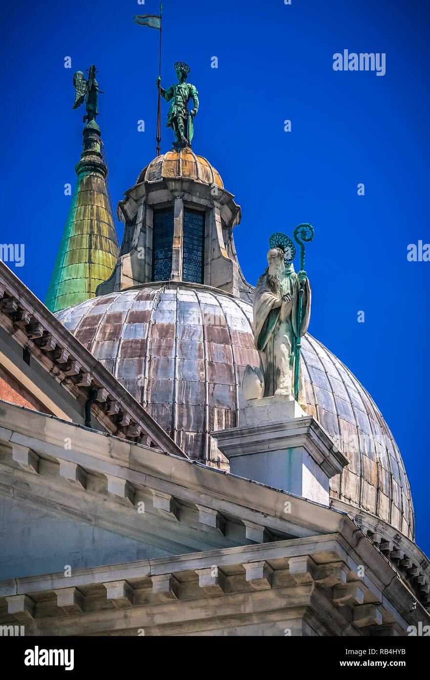 Venedig San Giorgio Maggiore Stockbild