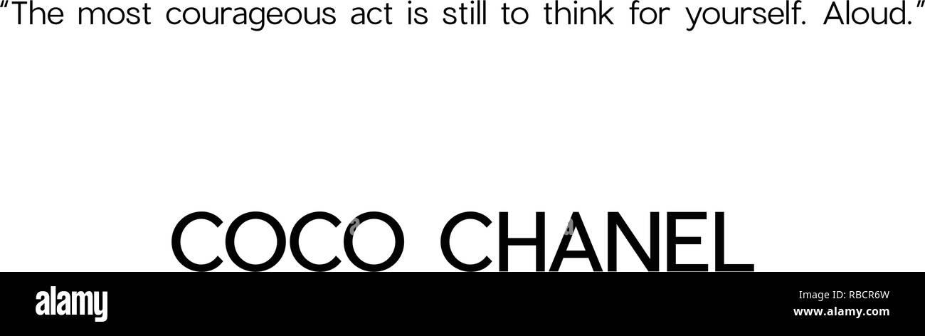 Coco Chanel Stockfotos Coco Chanel Bilder Seite 3 Alamy