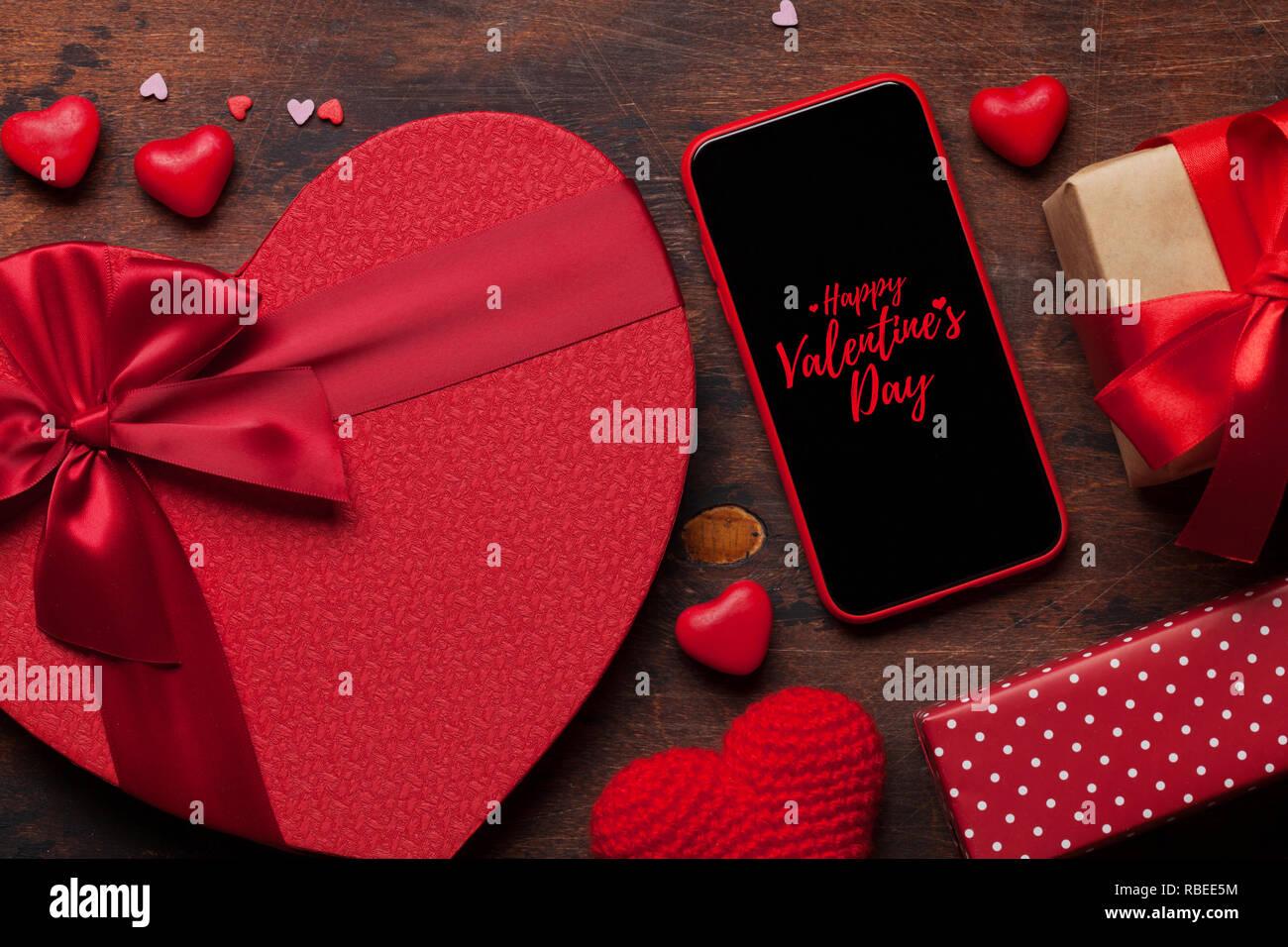 App zum valentinstag