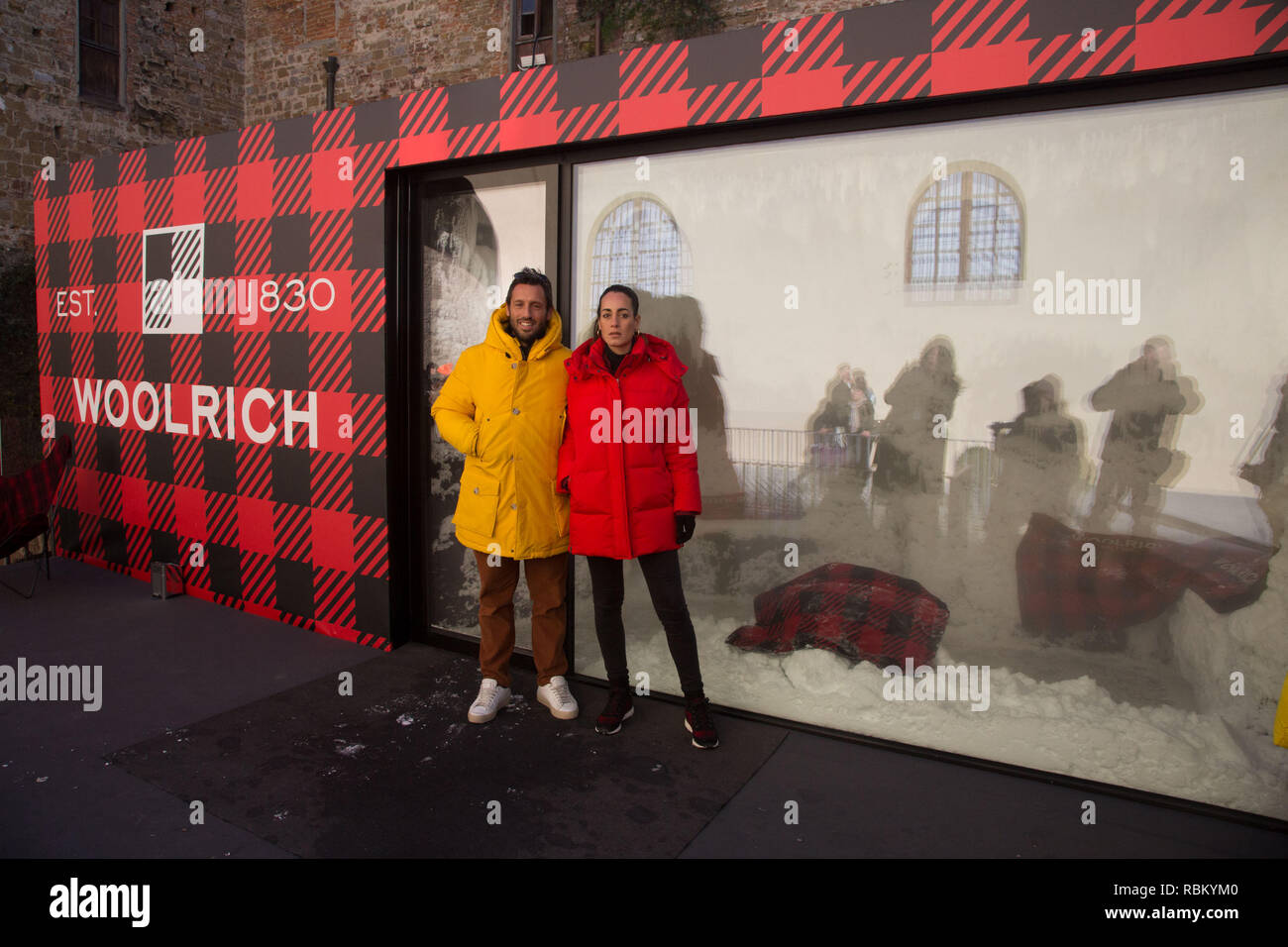 reputable site 53304 ce8c5 Woolrich Stockfotos & Woolrich Bilder - Alamy