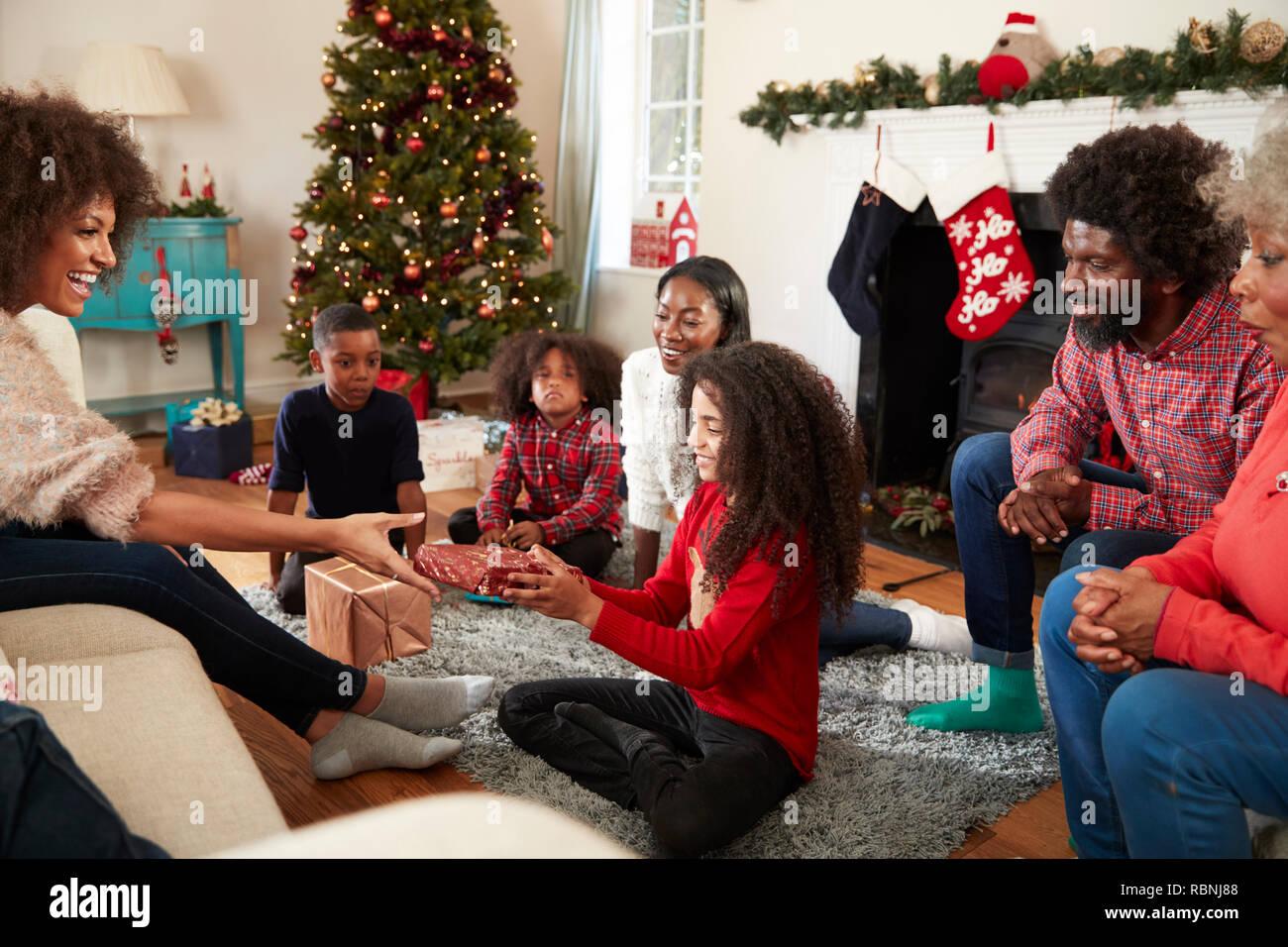 Geschenkideen Familie Weihnachten.Tochter Mutter Geschenk Als Multi Generation Familie Weihnachten