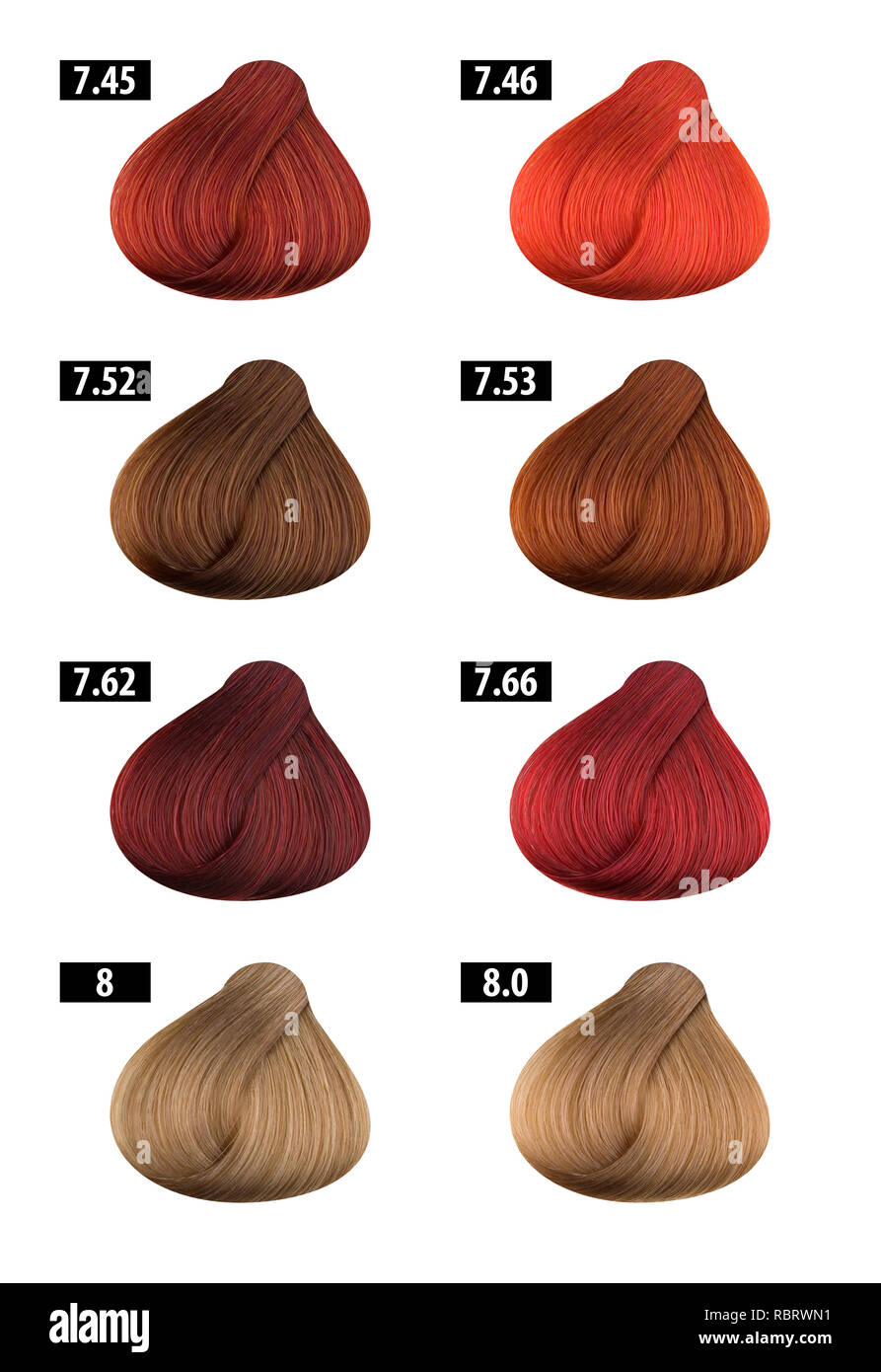 Loreal haarfarben zahlen