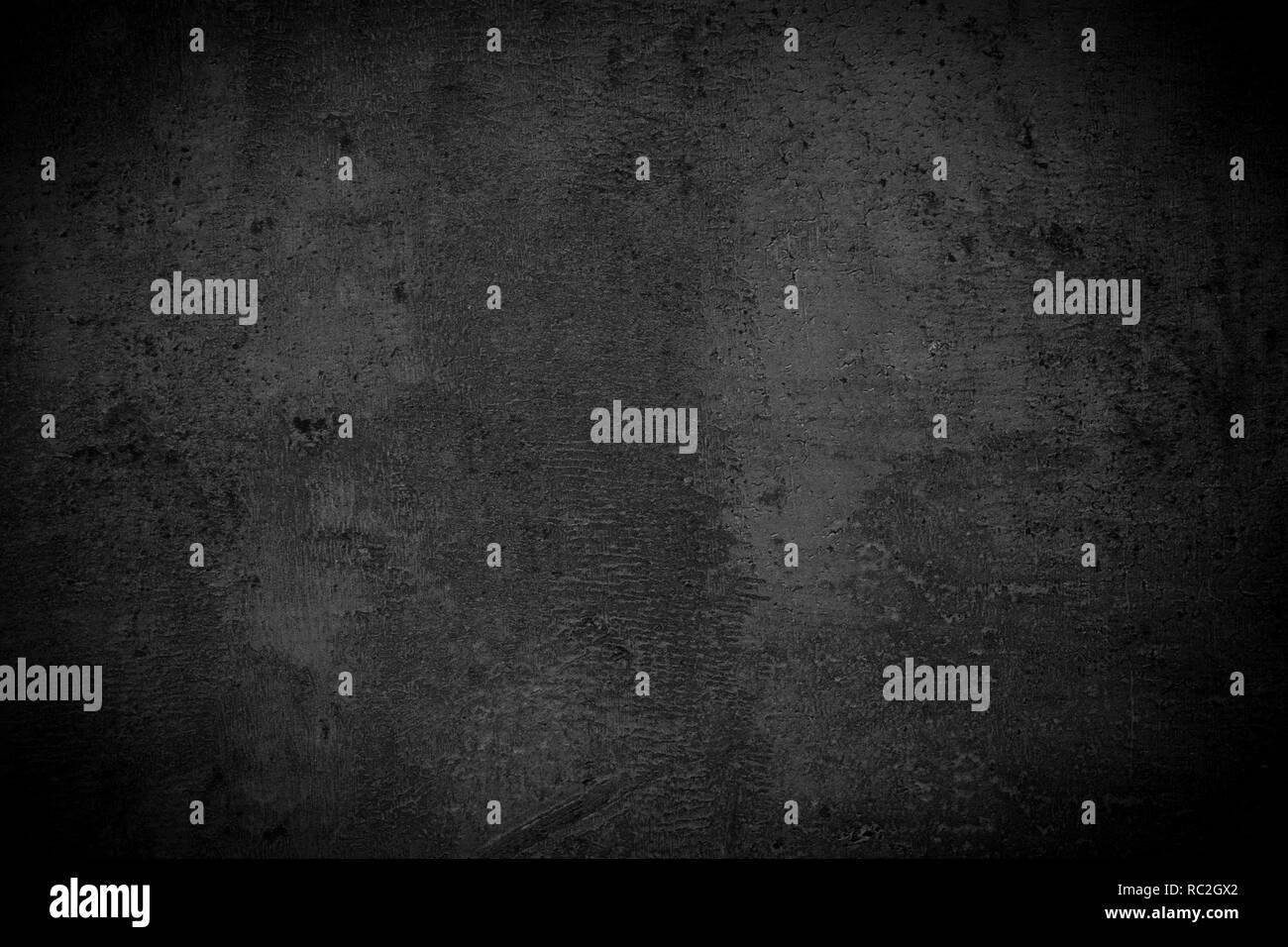 Schwarz monochrome Schiefer Hintergrund. Stockbild