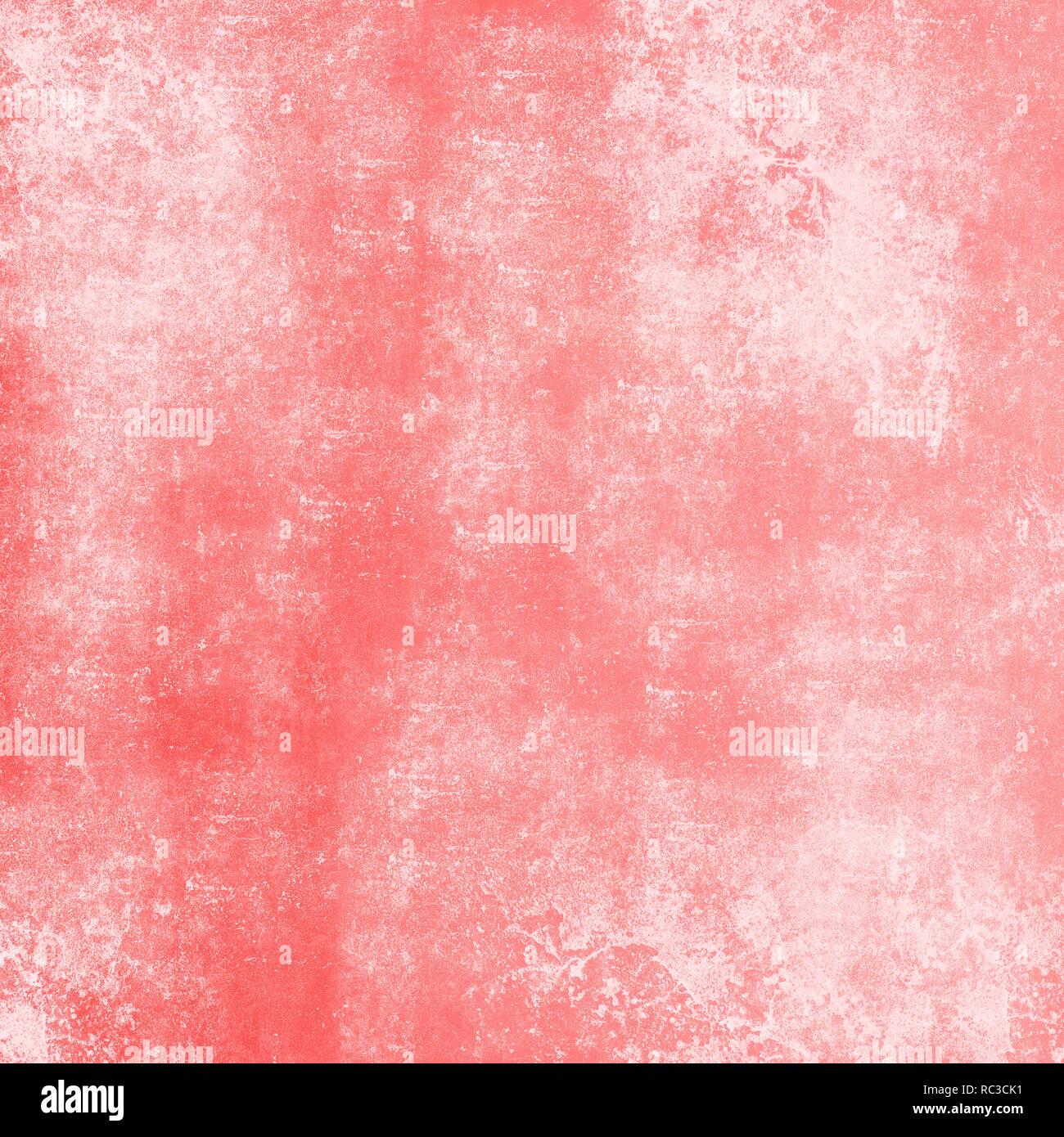 Retro Grunge Texturen Hintergrund In Pantone Farben 2019