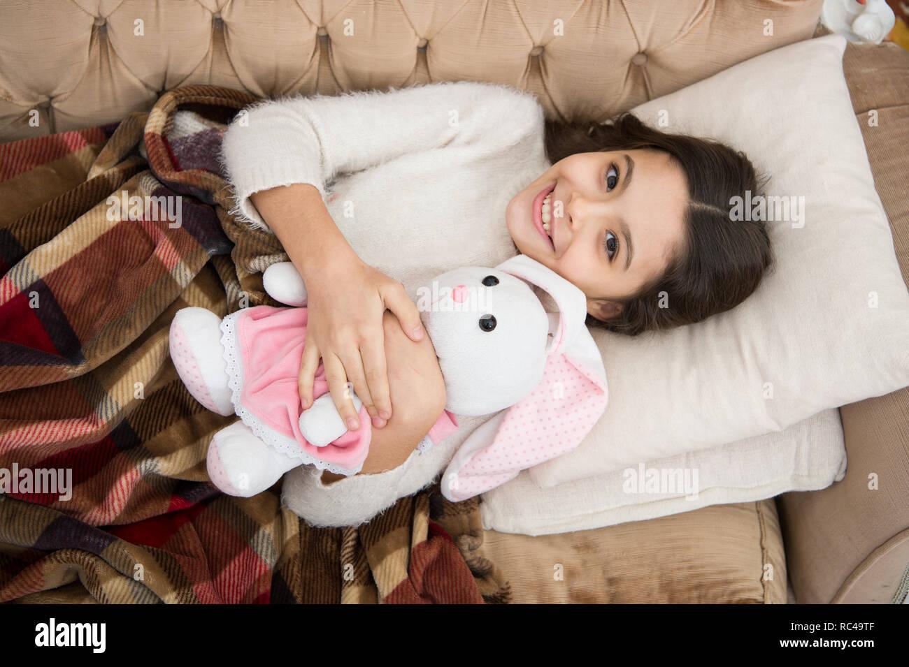 Familie Und Die Liebe Tag Der Kinder Kleine Mädchen Süße