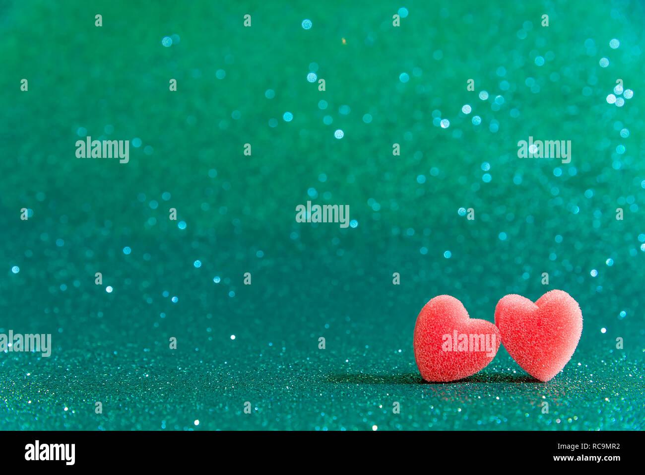 Liebe Geschenke Valentinstag Romanze Einrichtung Kunst Romantische Stockfotografie Alamy