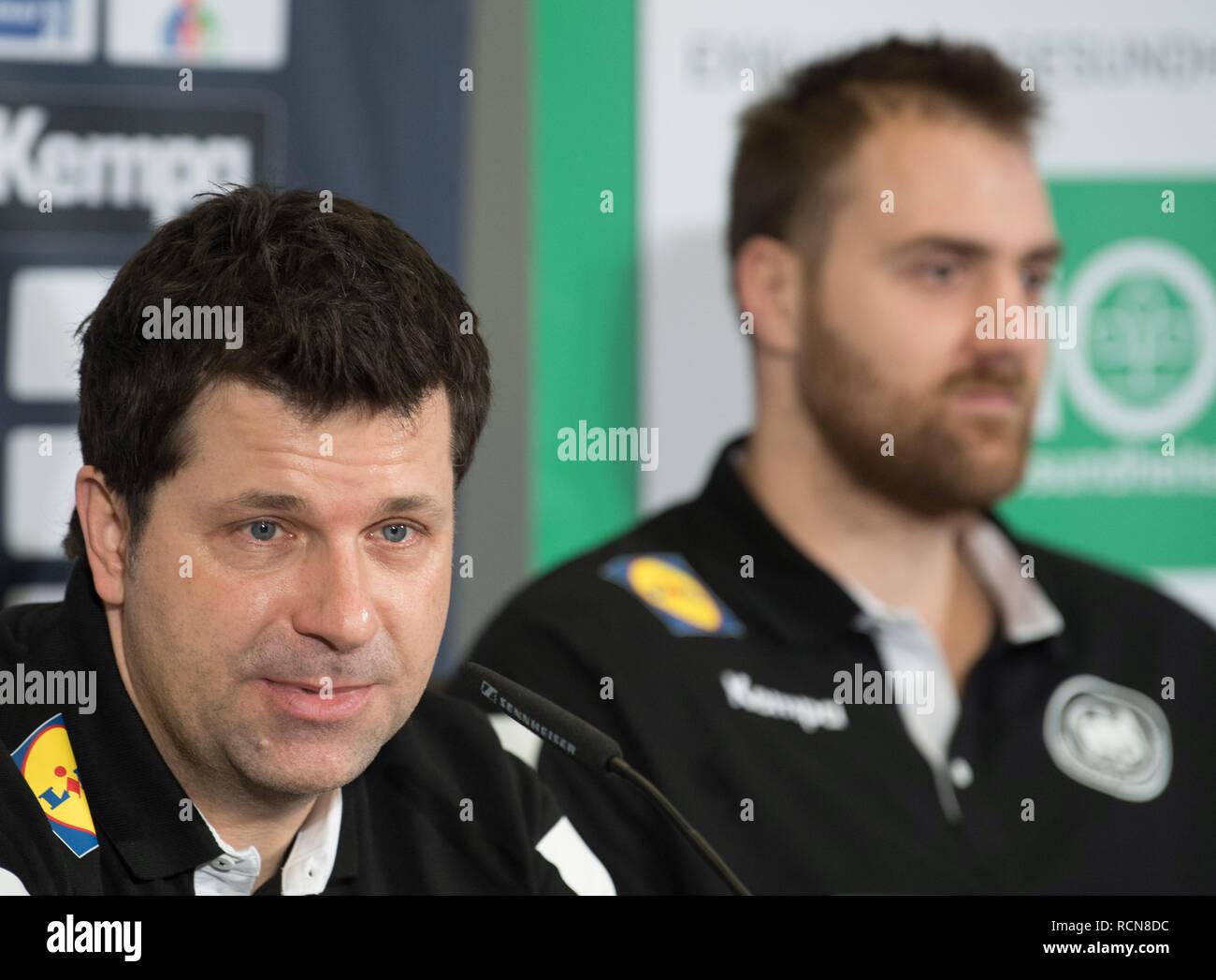 Co trainer handball nationalmannschaft