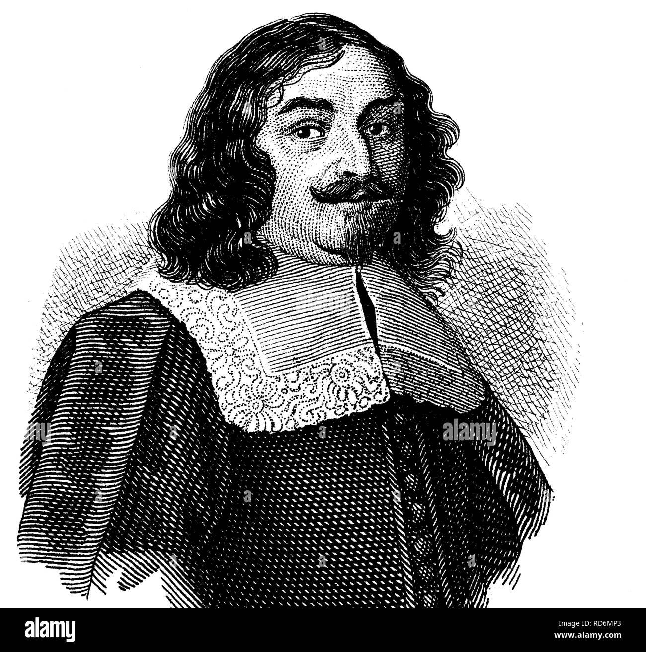 Mode Im Mittelalter Frisur Und Kragen Um 1660 Historische