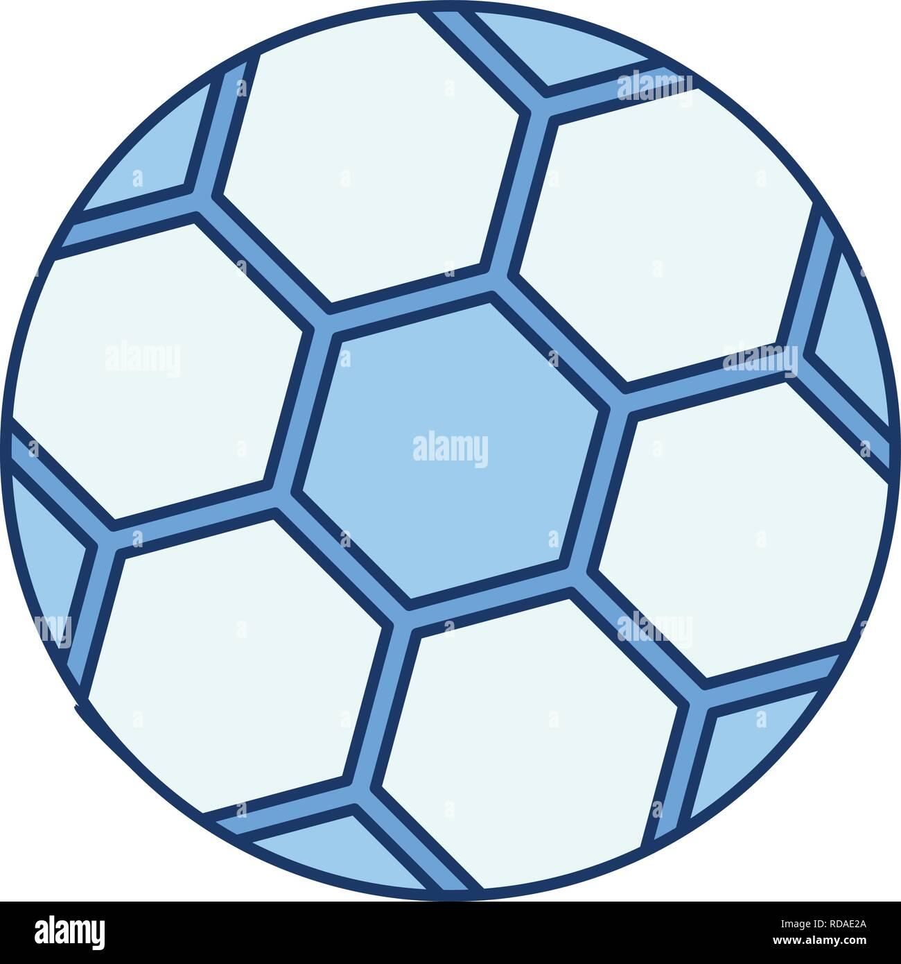 Fussball Zeichen Symbol Vektor Illustration Fur Den Privaten