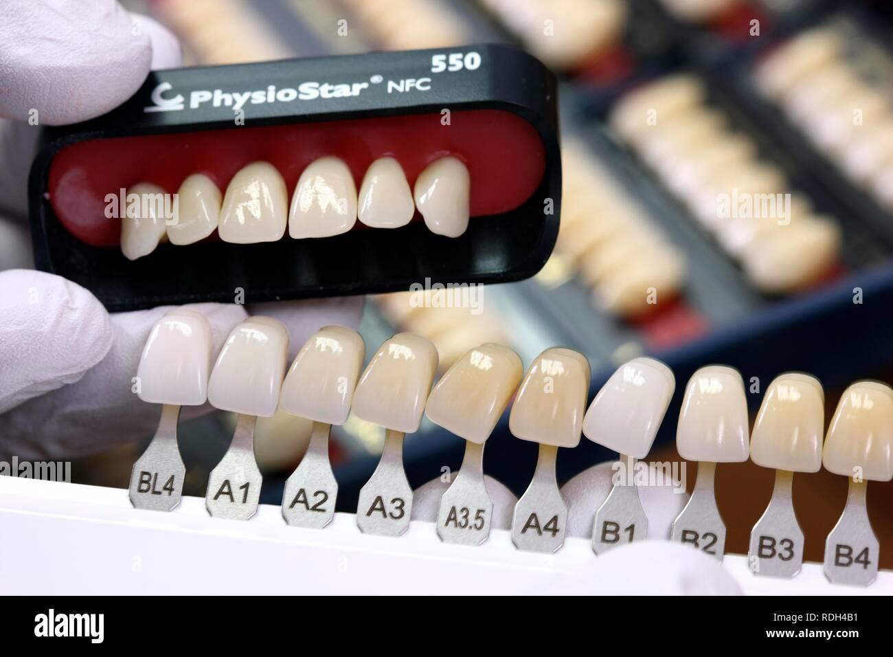 A3 bilder zahnfarbe Zahnfarbe A2