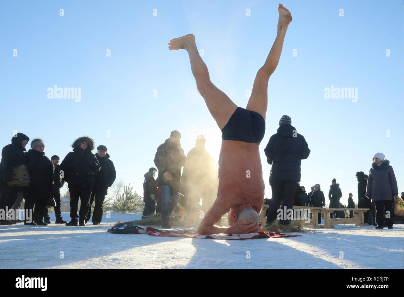 Kurgan Russland Jan 2019 19 Kurgan Russland Januar 19