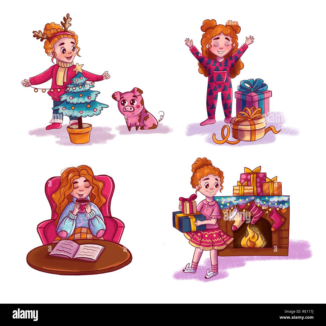 wer bringt die geschenke an weihnachten