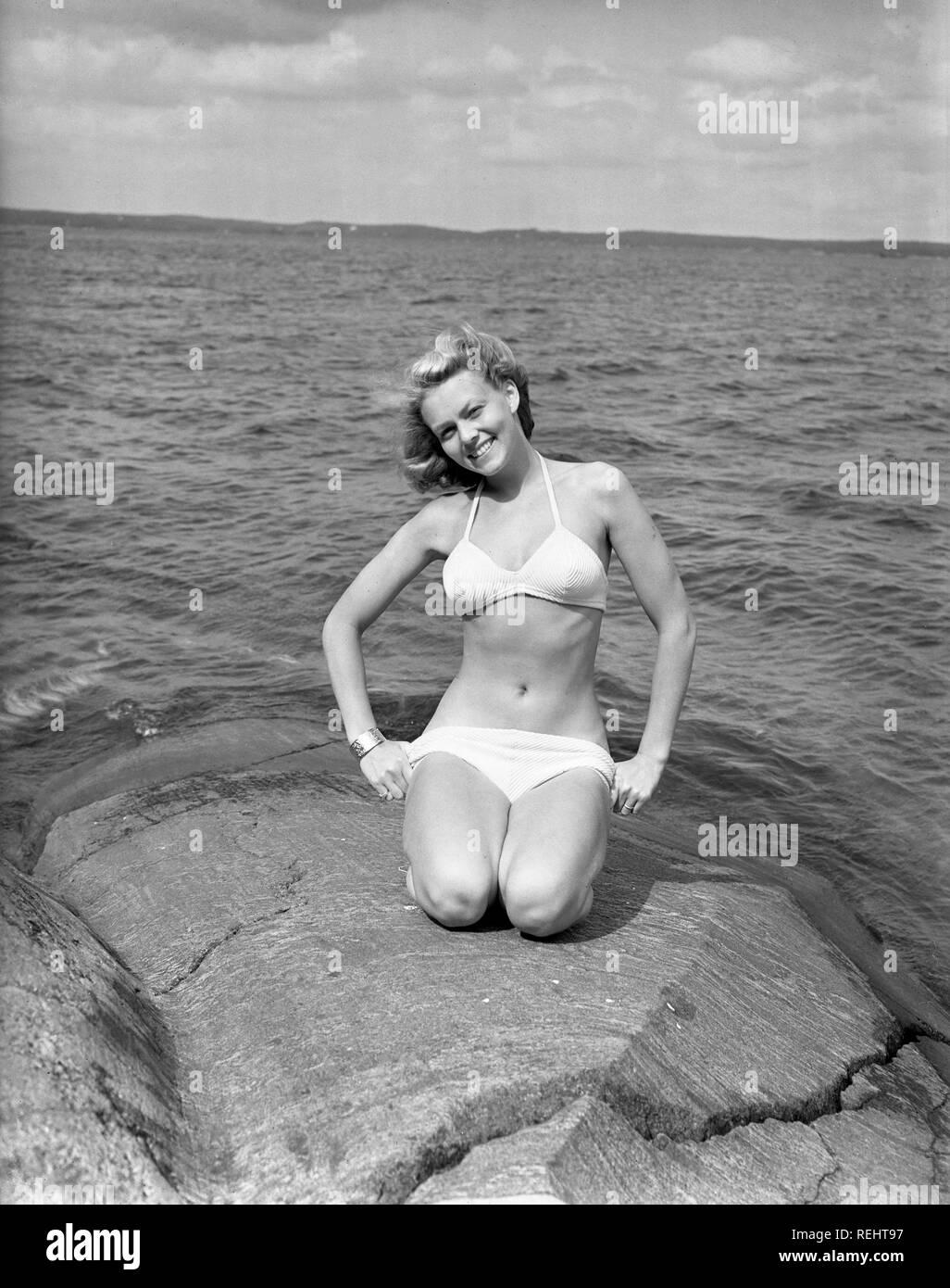 schwedische frauen bikini