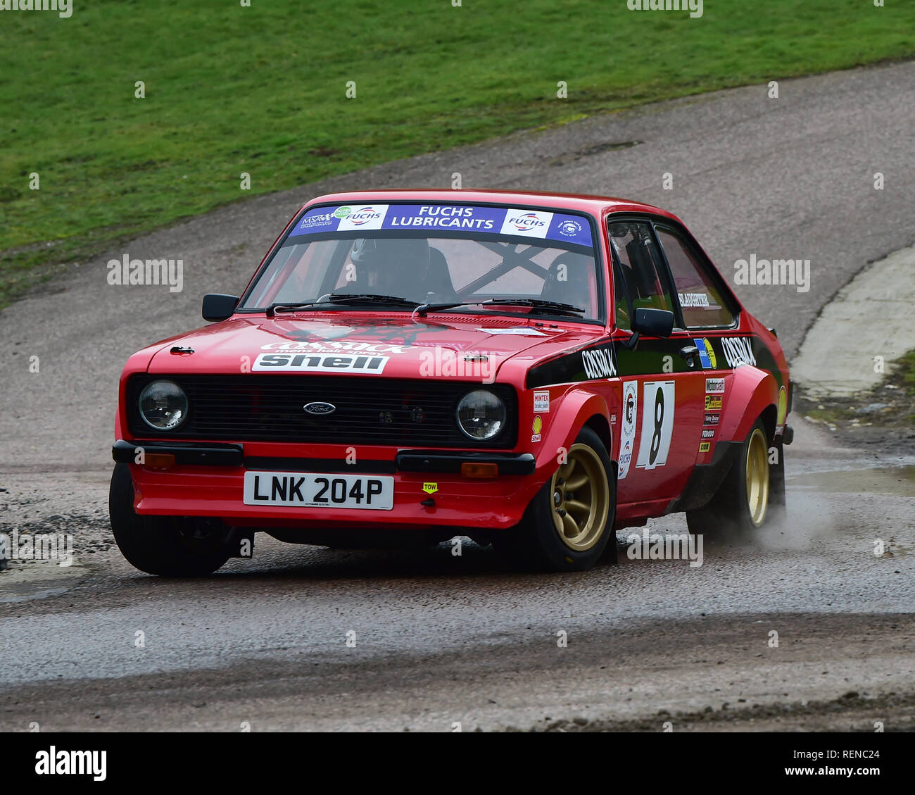 james schlachtung sarah flynn ford escort rs 1800 rallye mgj stadien chelmsford motor