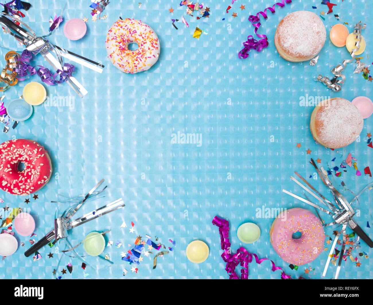 Karneval Donut Stockfotos Karneval Donut Bilder Alamy