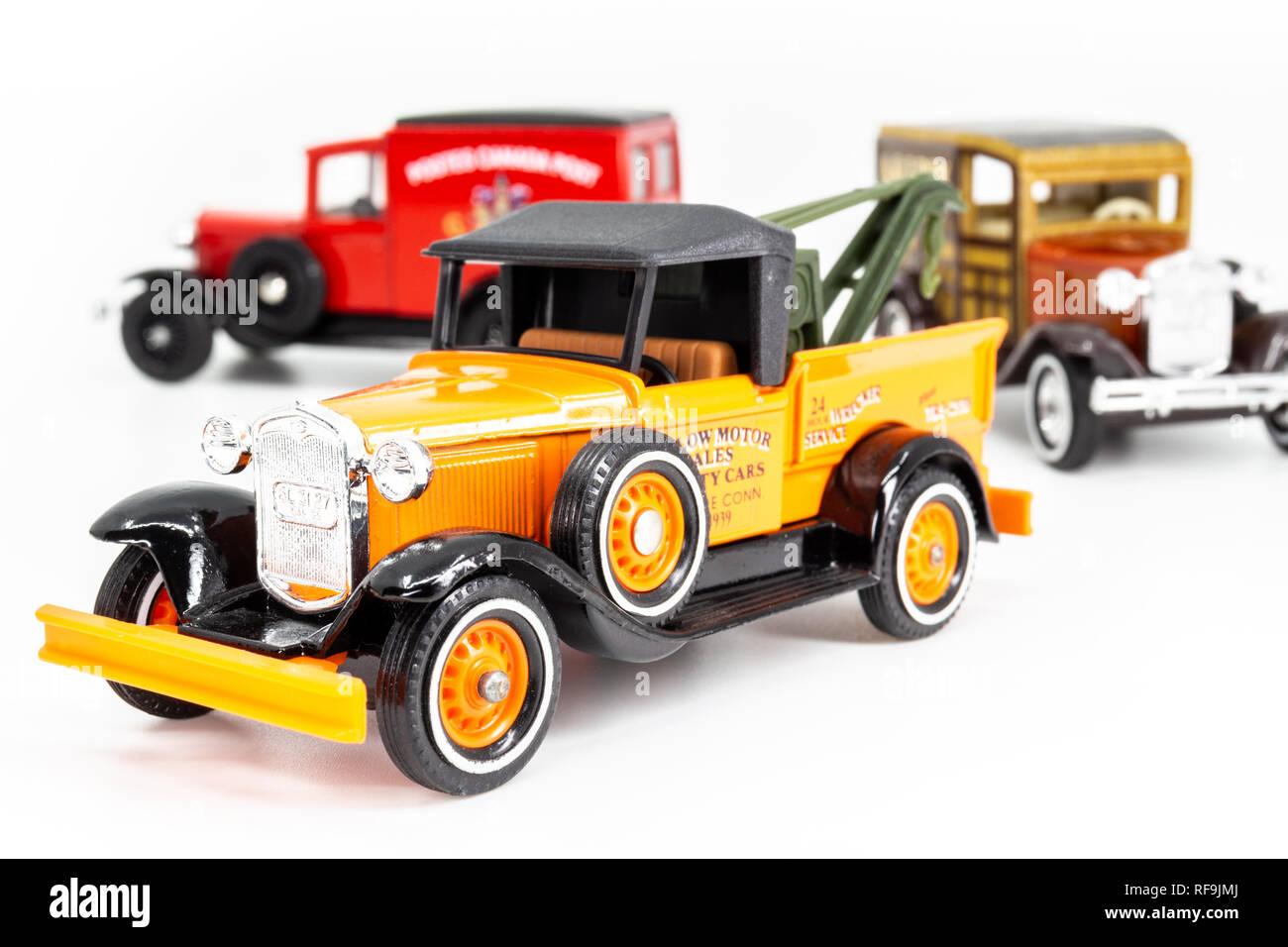 Neueste Kollektion Von Hispano Nutz- & Transportfahrzeuge Suiza 1938 Matchbox Made In England By Lesney Nr 9 Autos & Lkw