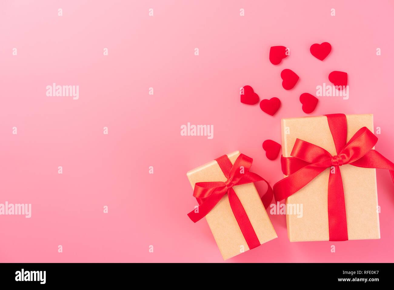 Überraschung valentinstag