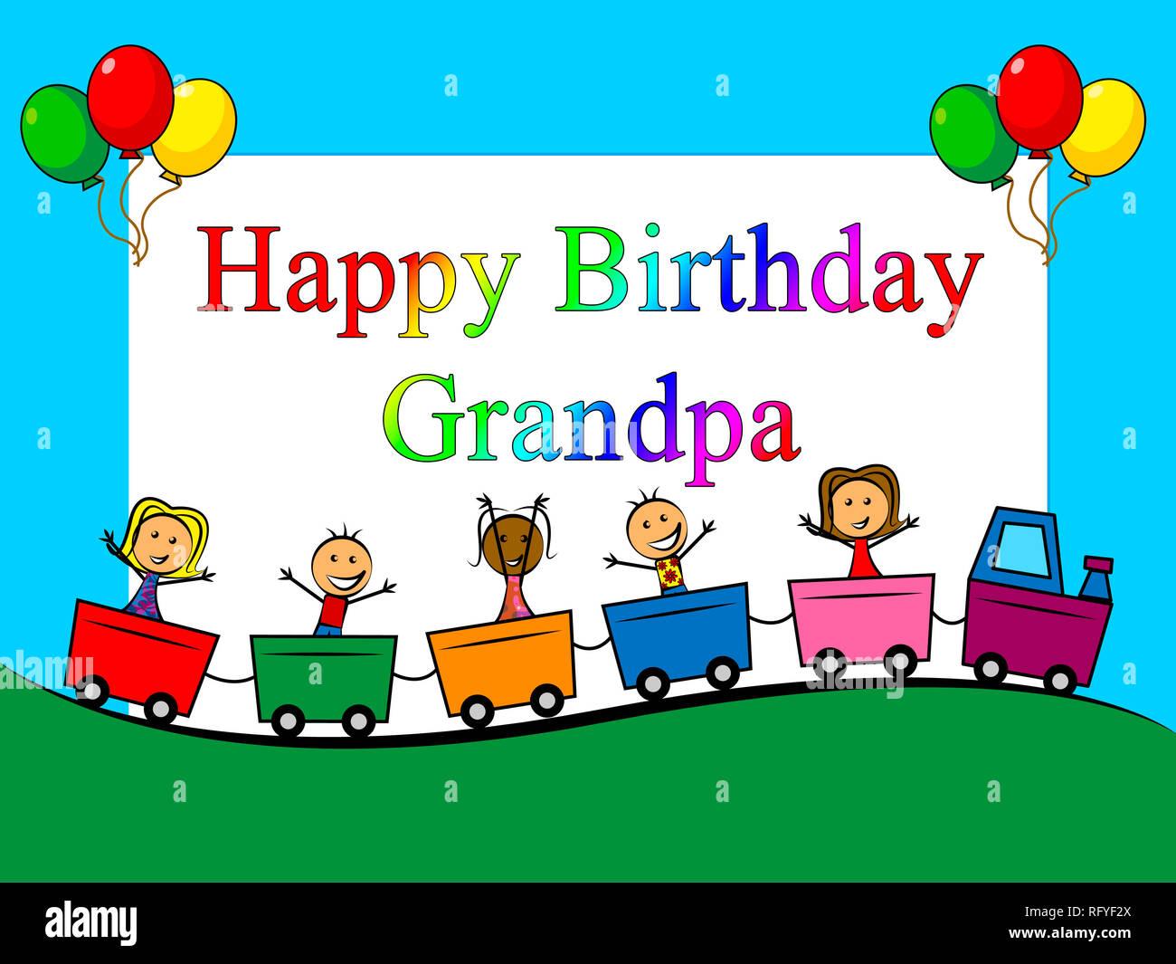 Dorfleben Alles Gute Zum Geburtstag Opa Mochtest