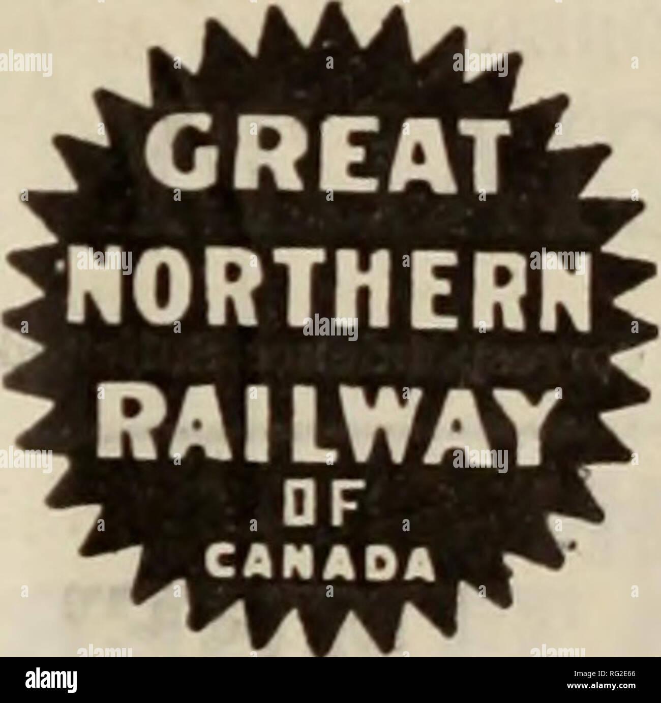 Kanadische Forstindustrie 1902 1904 Holzschlag Wälder Und