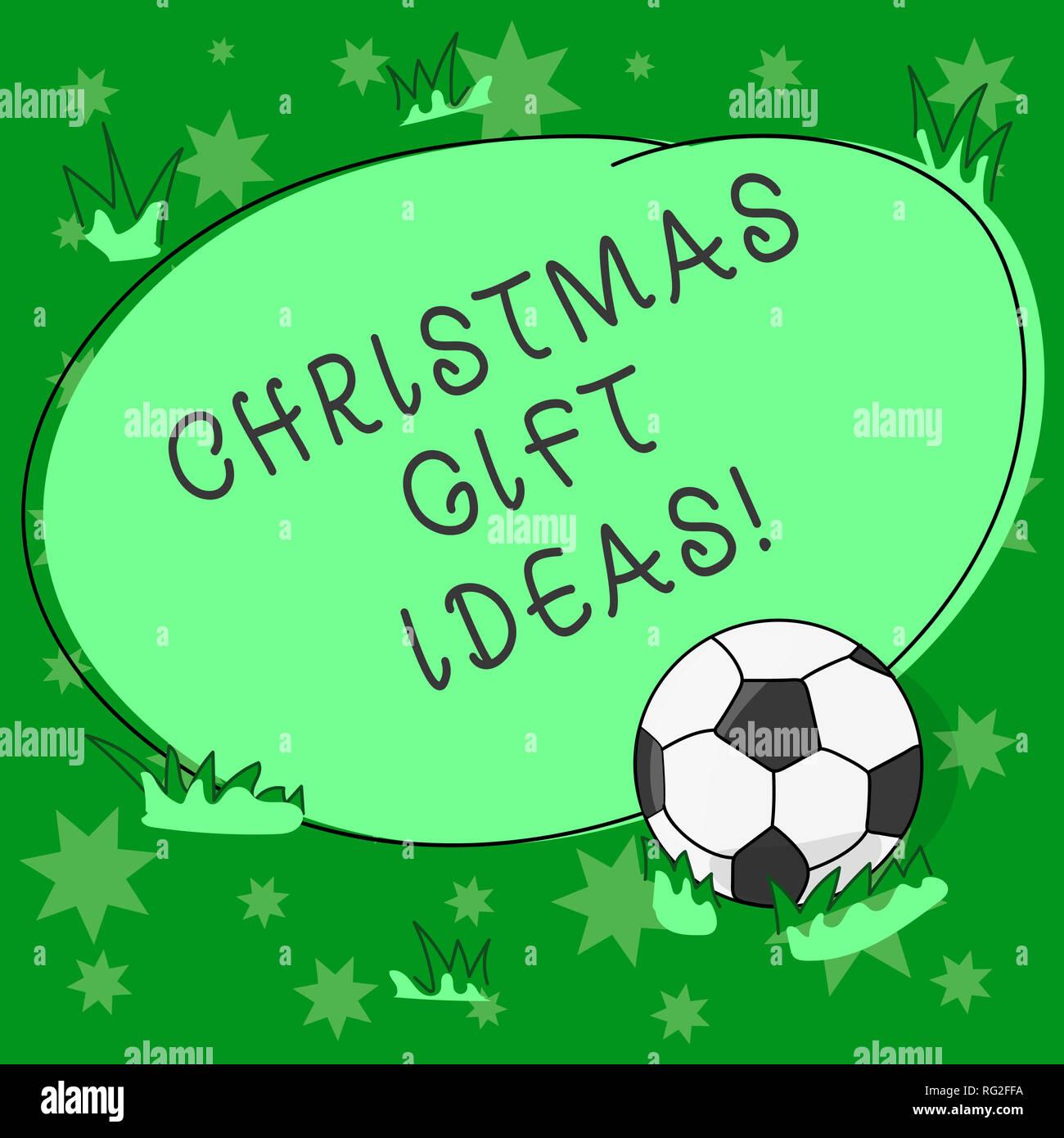 Schreiben Hinweis Ubersicht Weihnachten Geschenk Ideen