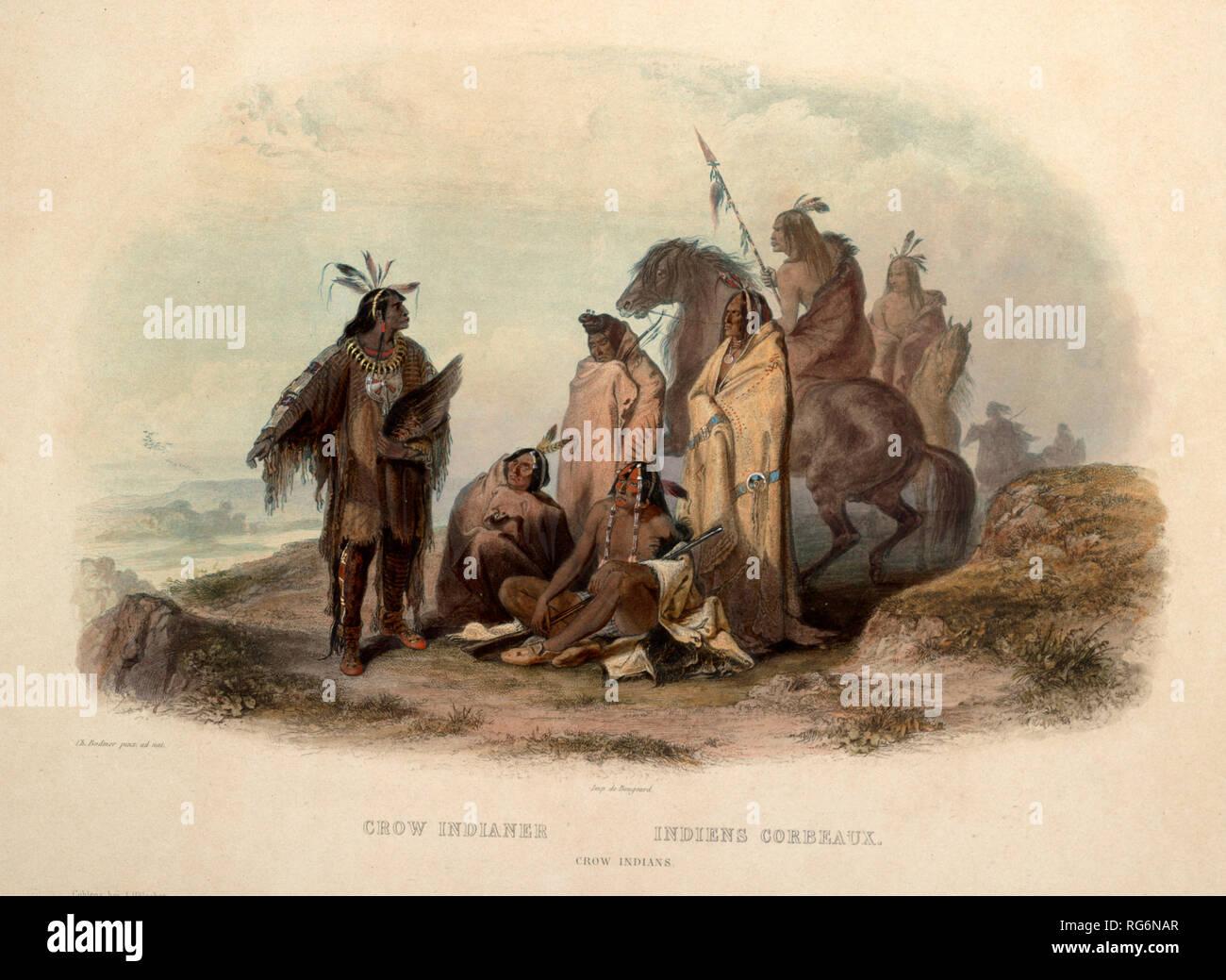 Weißes Mädchen datiert Indianer