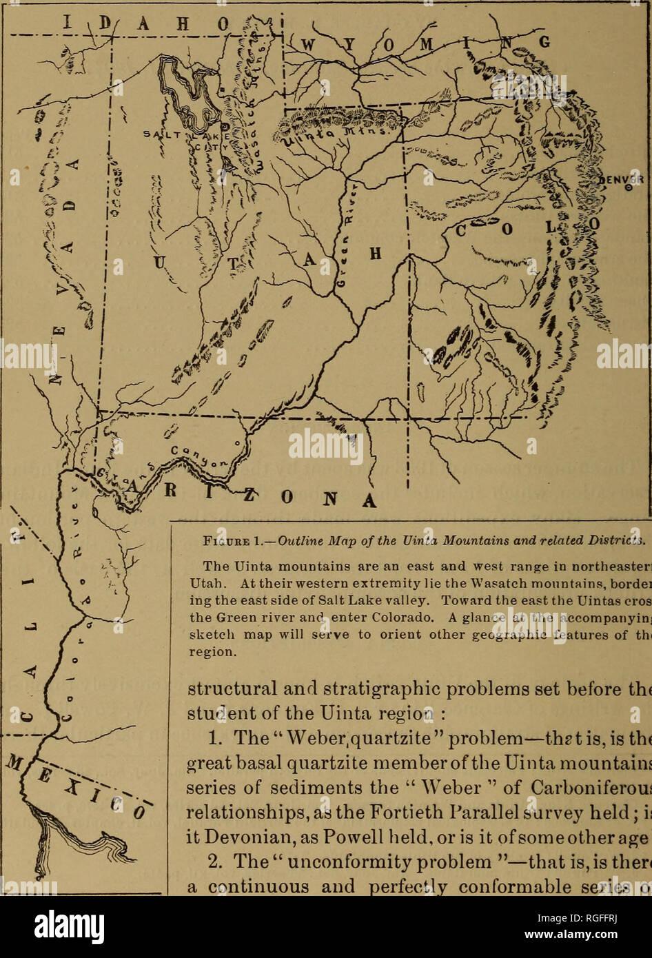 Wasatch Mountains Salt Lake Valley Stockfotos & Wasatch Mountains ...