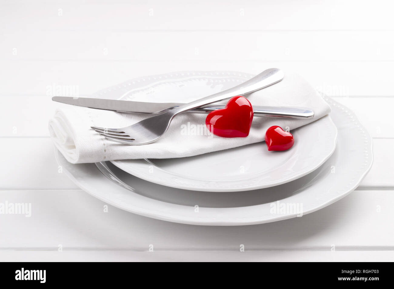 Template Valentine Day Restaurant Menu Stockfotos Template
