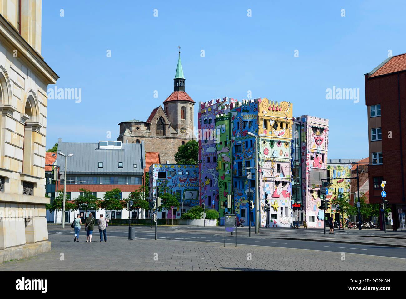 Magniviertel Braunschweig Niedersachsen Deutschland Braunschweig