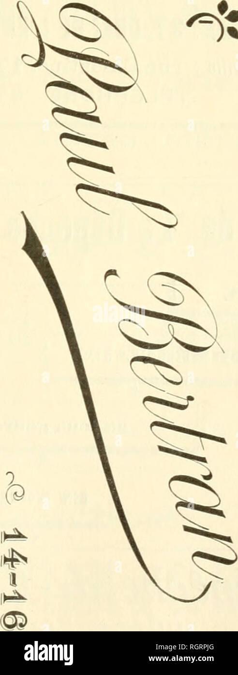 """. Bulletin de la Socit d'Gartenbau de Cherbourg. Socit d'Gartenbau de Cherbourg; Gartenbau - - Frankreich Cherbourg. ≪ft8 H O P? M S e*Â""""¢â"""" 15 *PS'o n S. 3 s"""" n P O> G. O n o w o*! R M N O O-! H S? - S"""" Cb o - wie. Tun O CO fie V3 O O fD-H3-h* - """"SA o C3 C6 Co w nicht s. w Co"""" eine CD CD-P9£ H K S """"h* - """"CO o r H CO> 2 2 r-G O E H X Q R. s â CO s o S R©: - Zusammenarbeit: c-tr I-I.< ? Co.Bitte beachten Sie, dass diese Bilder aus gescannten Seite Bilder, die digital für die Lesbarkeit verbessert haben mögen - Färbung und Aussehen dieser Abbildungen kann nicht extrahiert werden Stockbild"""