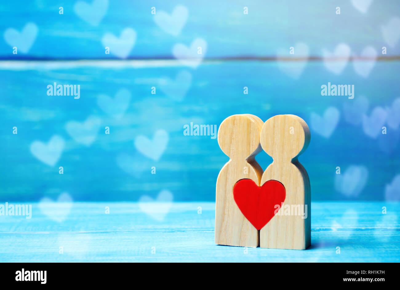 Zwischen 2 menschen liebe Wenn man