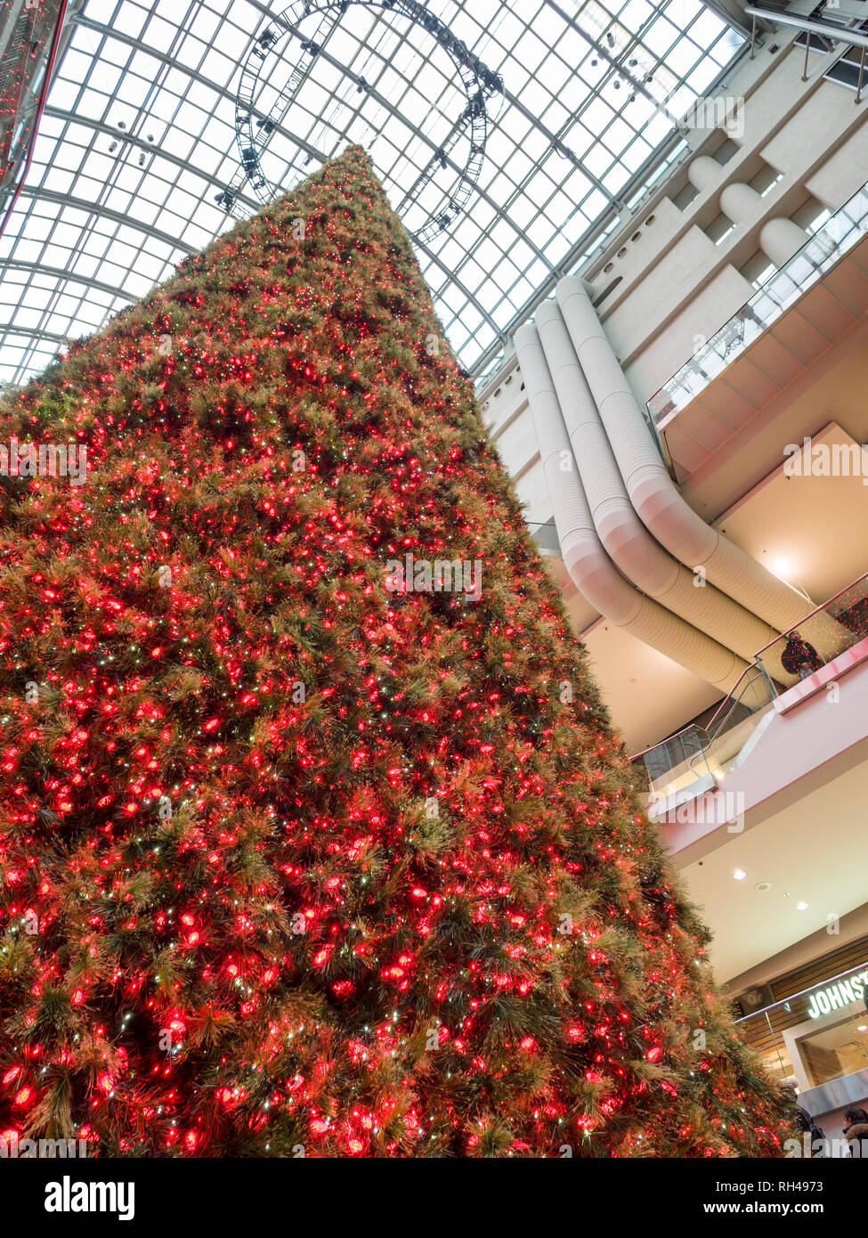 weihnachtsbaum künstlich groß