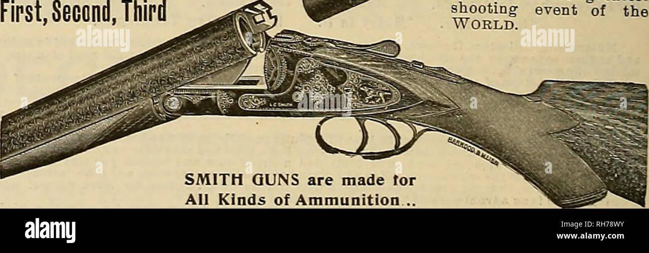 Marlin-Feuerwaffen datieren
