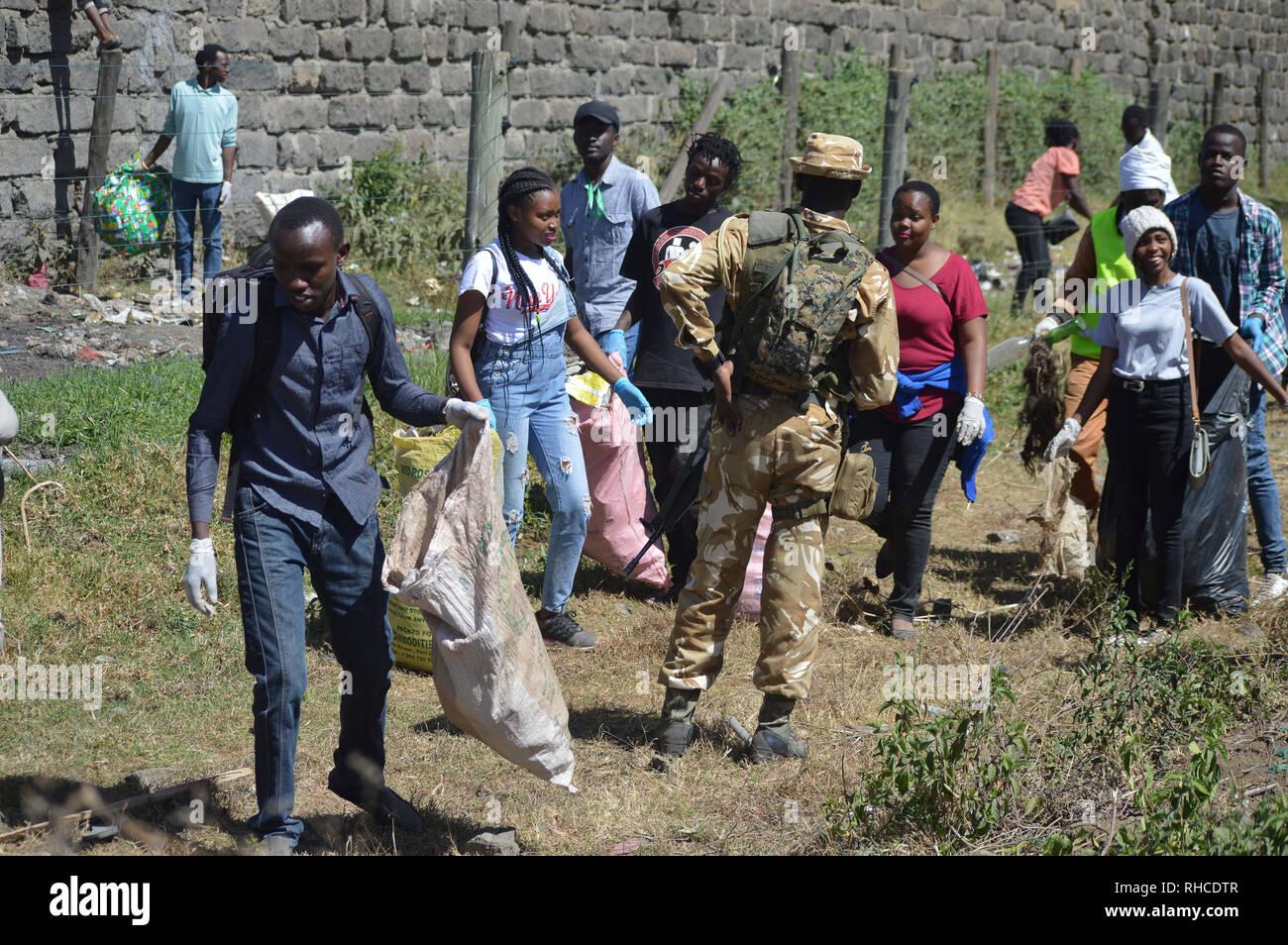 Kenya james datiert
