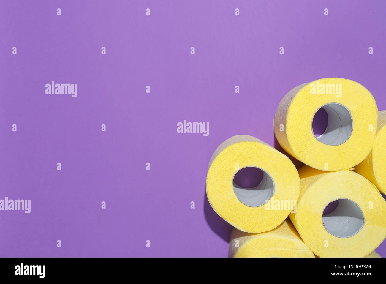 Minimalistische Komposition Mit Muster Von Hellen Gelben