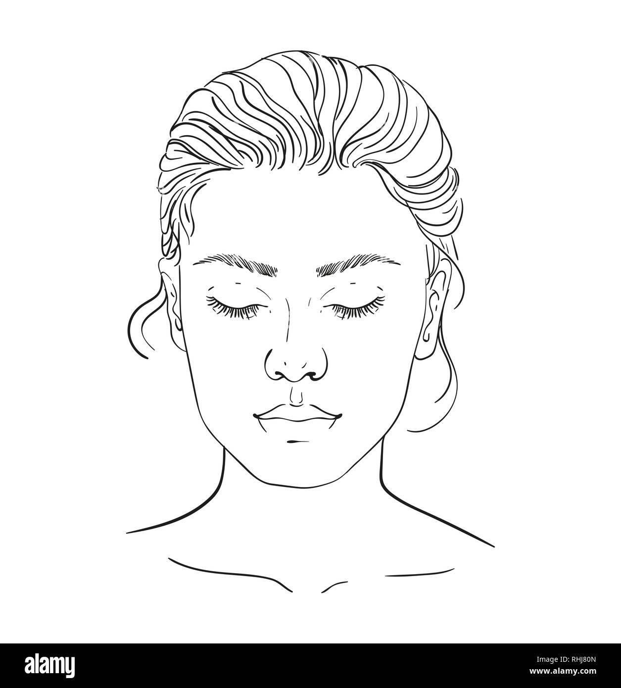 Malvorlage Gesicht Kostenlose Ausmalbilder 9