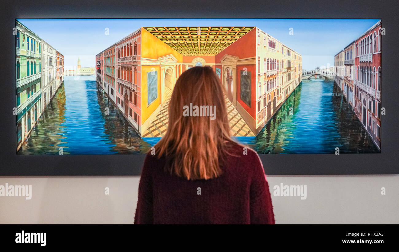 Ein Neuer Blick Auf Die Perspektive Stockfotos Und Bilder Kaufen Alamy