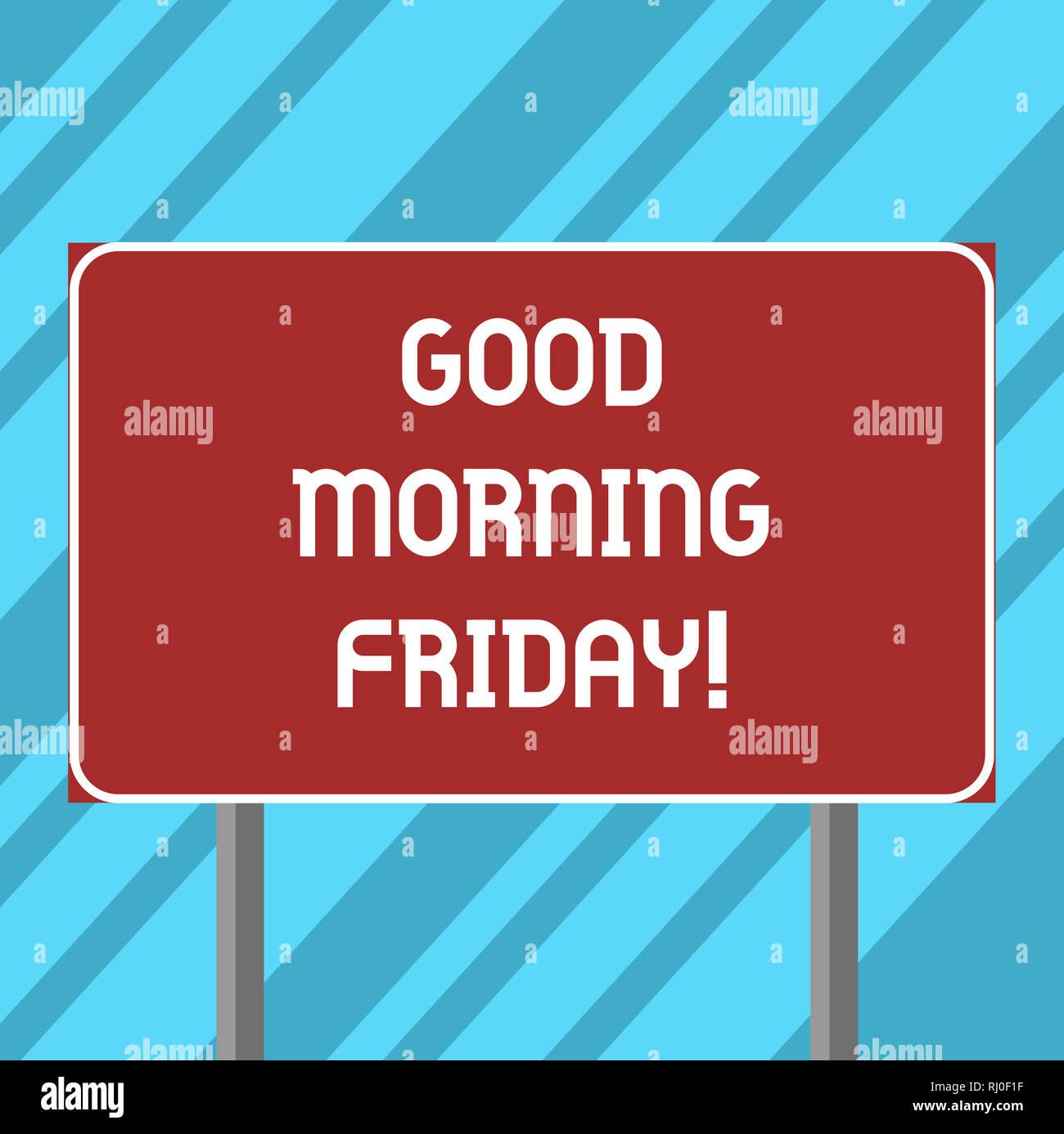 Guten Morgen Es Ist Freitag Guten Morgen Es Ist Freitag