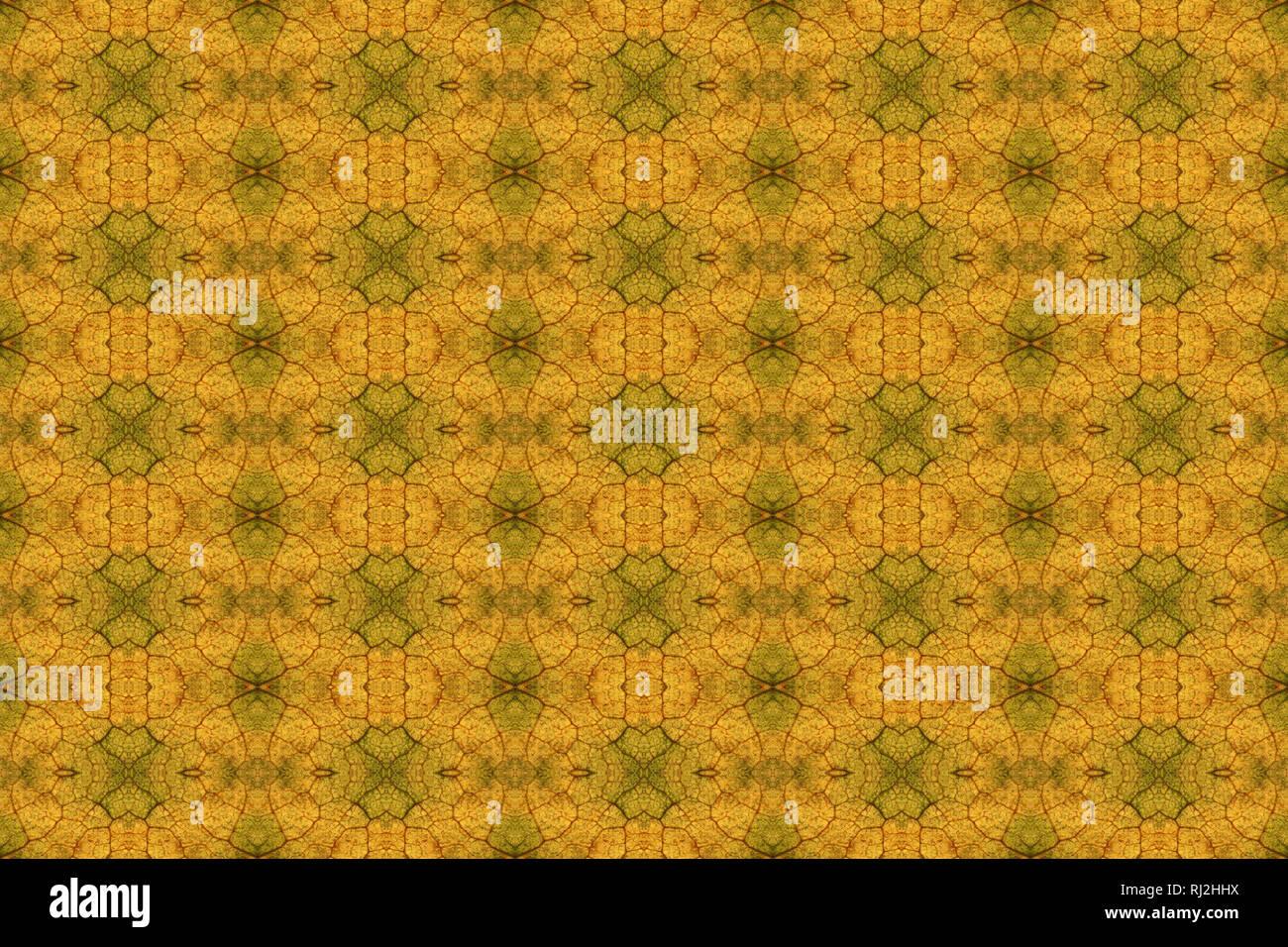 Super Dieses Muster wurde von einem Foto einer Herbst Blatt, beleuchtet VP45