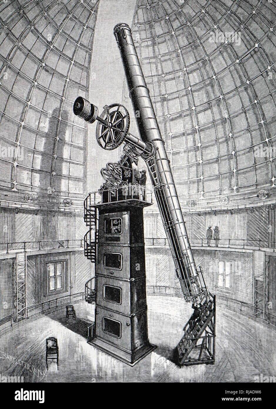 Refractor Telescope Stockfotos Refractor Telescope Bilder Alamy