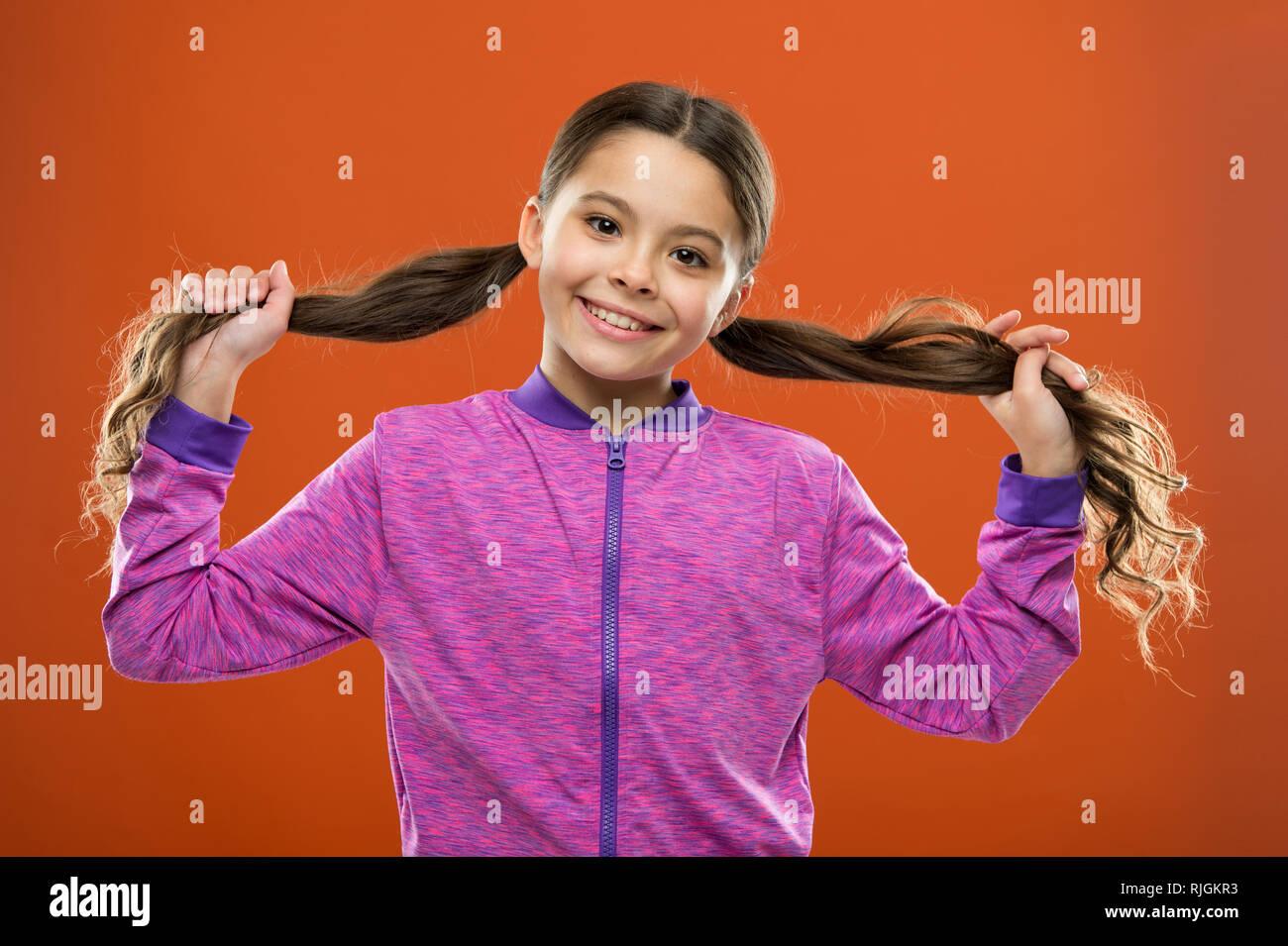 Einfache Tipps Die Frisur Fur Kinder Kleines Kind Lange Haare