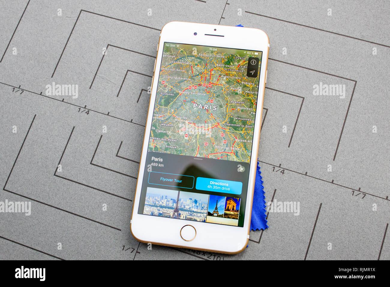 Apfelkarten Stockfotos Apfelkarten Bilder Alamy