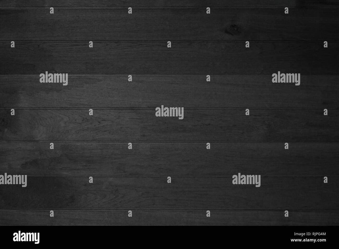 Laufbelag Schwarze Textur Hintergrund Hölzerne Wand Alle Antiken
