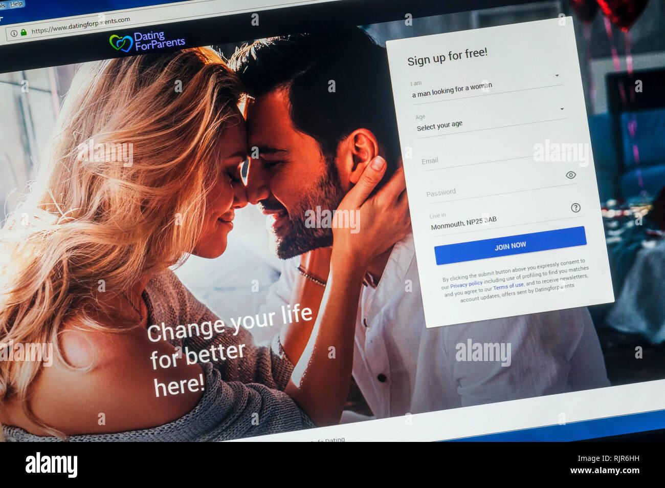 Dating-Dienst kenya