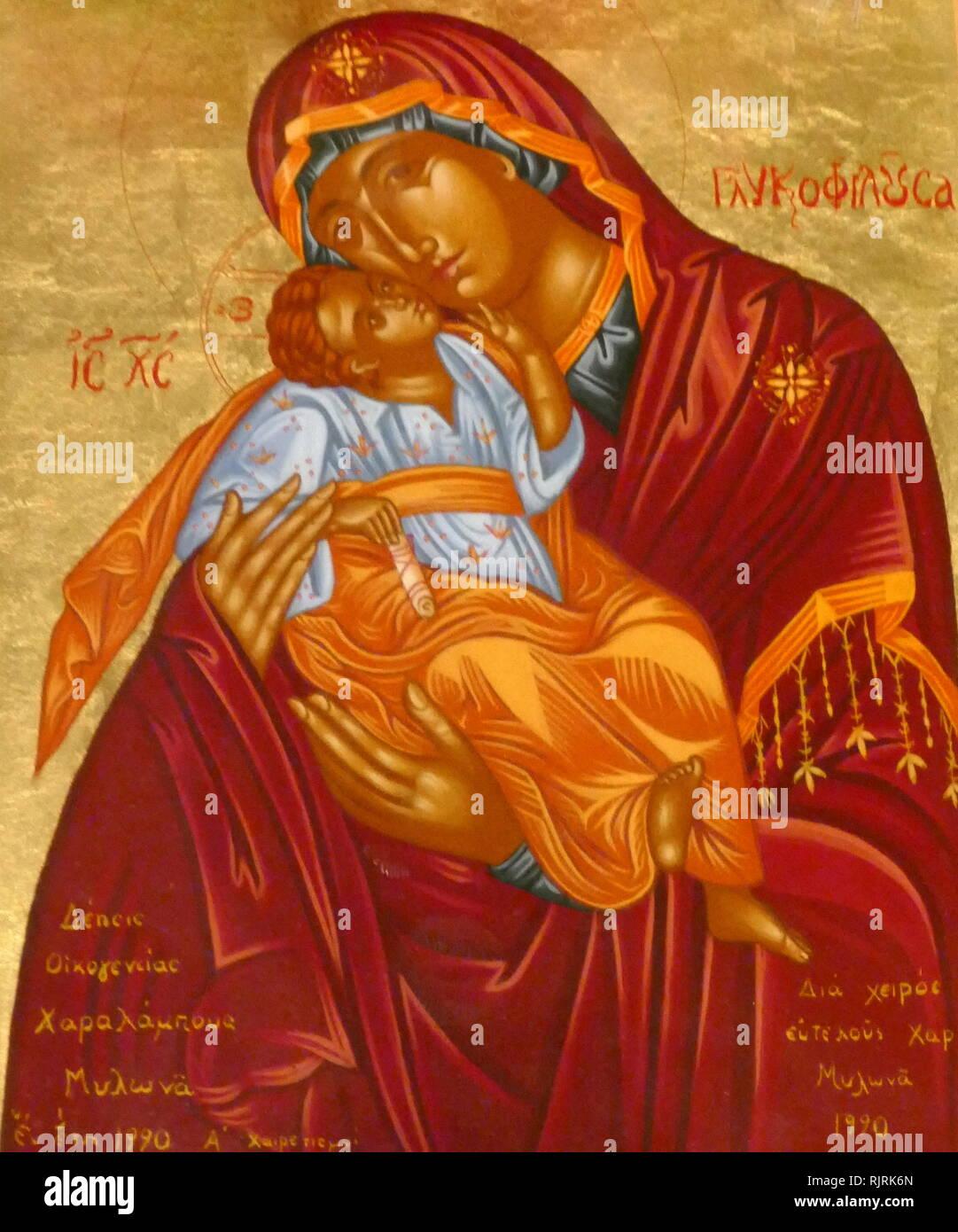 Griechisch orthodoxe Datierung