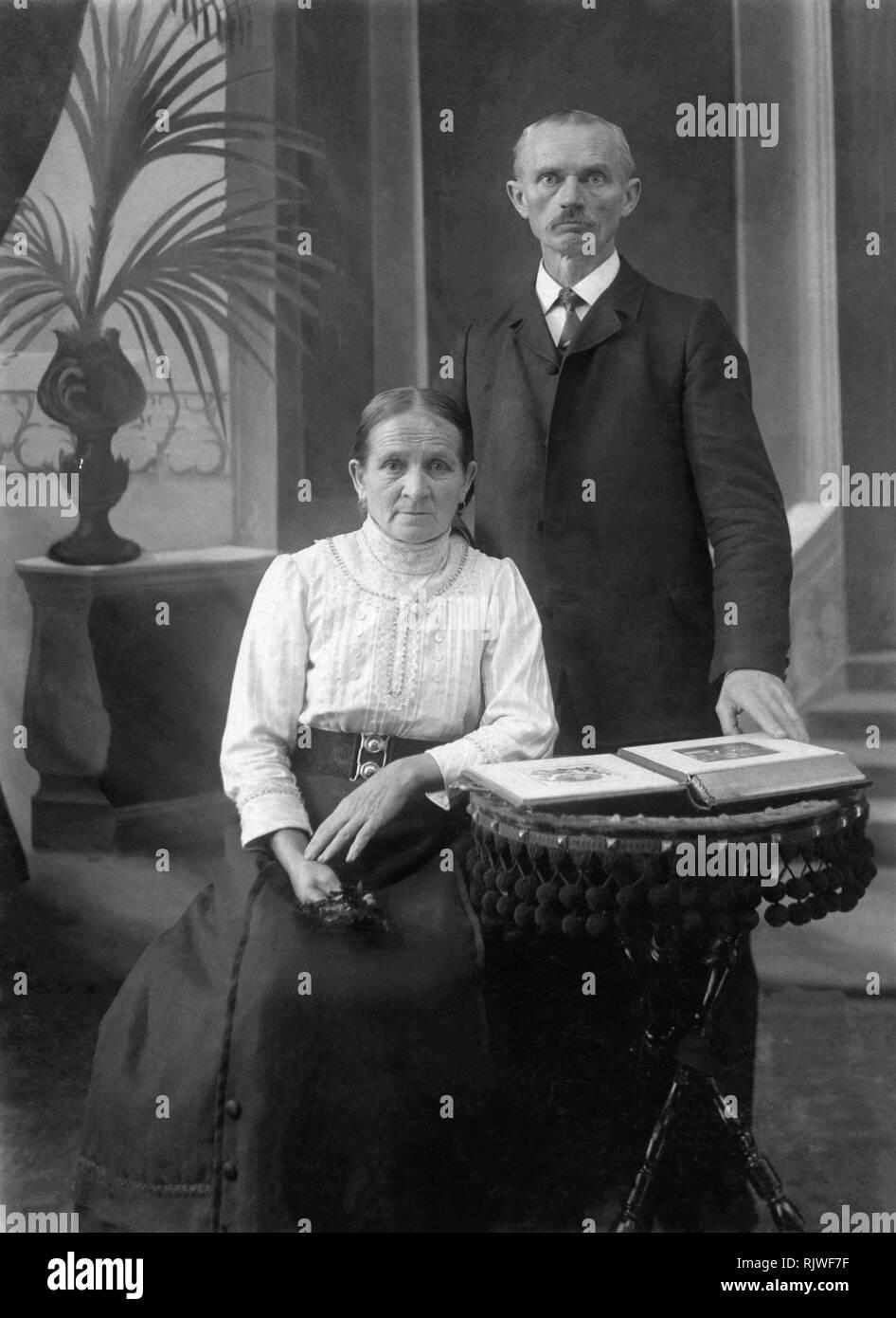 Ehepaar Englisch