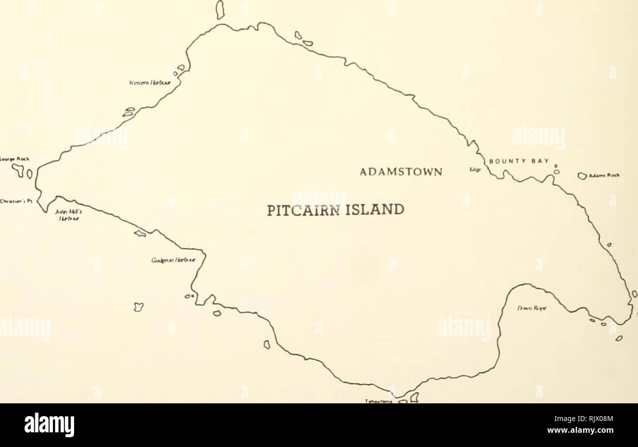 Karte Island Drucken.Atoll Forschung Bulletin Korallenriffe Und Inseln