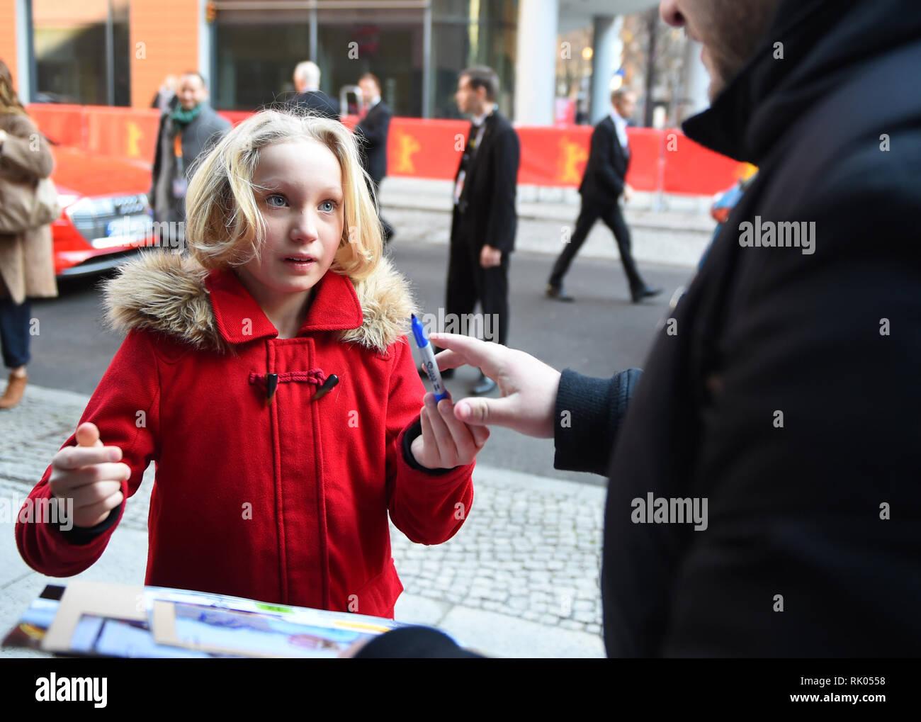 Berlin, Deutschland. 08 Feb, 2019. 69. Berlinale: Die