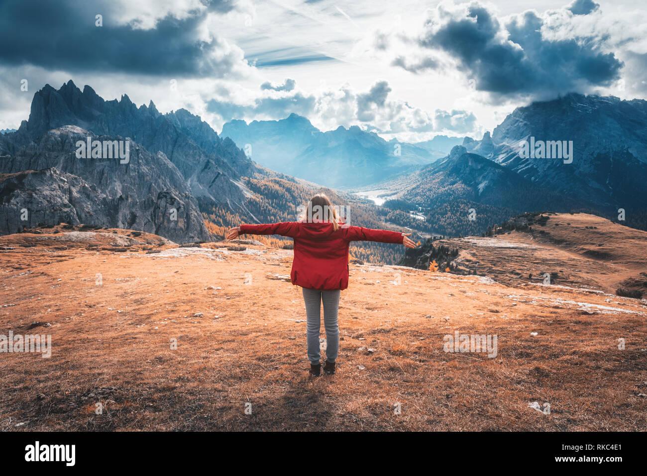 """Wunderschöner Mantel der Marke """"Dolomiten"""