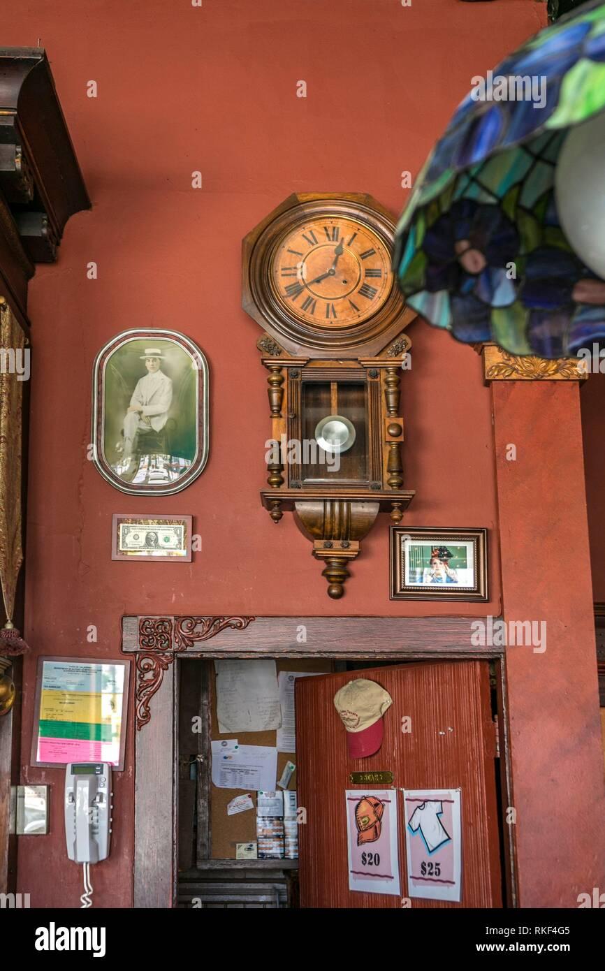 Der Castro District. Castro war einer der ersten schwulen Nachbarschaften in den Vereinigten Staaten. San Francisco. Kalifornien, USA Stockbild